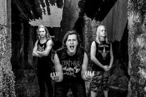 ALIEN WEAPONRY play HOB/San Diego Dec. 18, Fonda Theatre Dec. 20 and 21; press photo