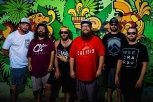 FORTUNATE YOUTH play One Love Cali Fest Feb. 8-10; photo Andy Ortega
