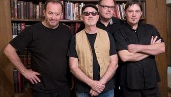 THE SMITHEREENS w/Marshall Crenshaw play The Coach House Feb. 10; press photo