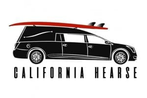 California Hearse logo