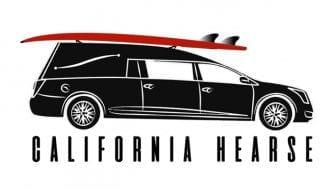California Hearse logo