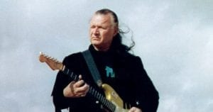 Dick Dale; press photo