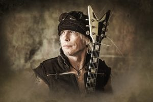 Michael Schenker Fest; press photo