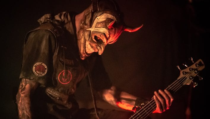 MUSHROOMHEAD; photo Reuben Martinez