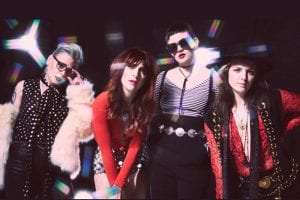 THUNDERPUSSY play El Rey Theater Jul 17 and Belly Up Jul 19; photo Meredith Truax