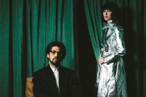 KAREN O and DANGERMOUSE play Ace Hotel Sep. 6; press photo