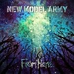 "New Model Army ""From Here"" album cover"