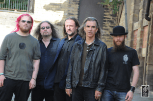 New Model Army; press photo