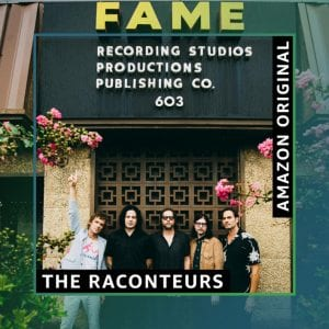 The Raconteurs; press photo
