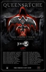 The Verdict Tour dates