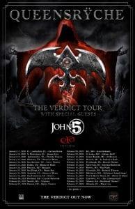 The Verdict Tour dates