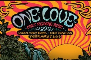 one love festival flyer