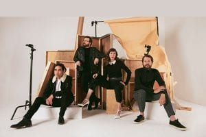 Silversun Pickups; press photo
