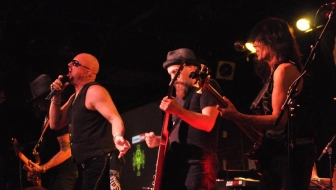 Queensryche @ The Coach House April 17