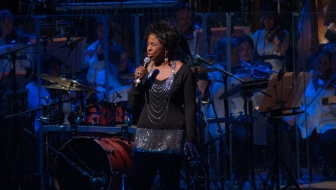 Gladys Knight @ The Pacific Symphony April 19