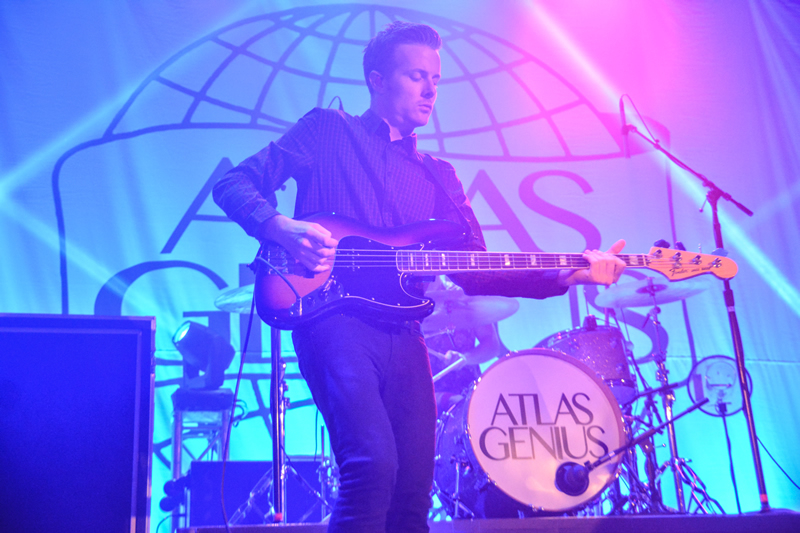 Atlas Genius @ HOB Anaheim Nov 1