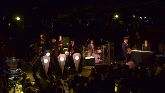 Big Bad Voodoo Daddy @The Coach House Aug 24