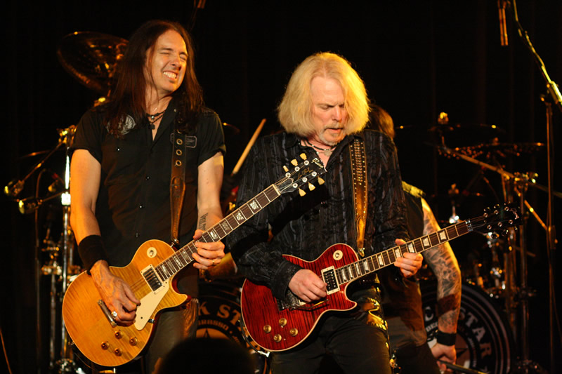 Black Star Riders @ The Coach House May 16