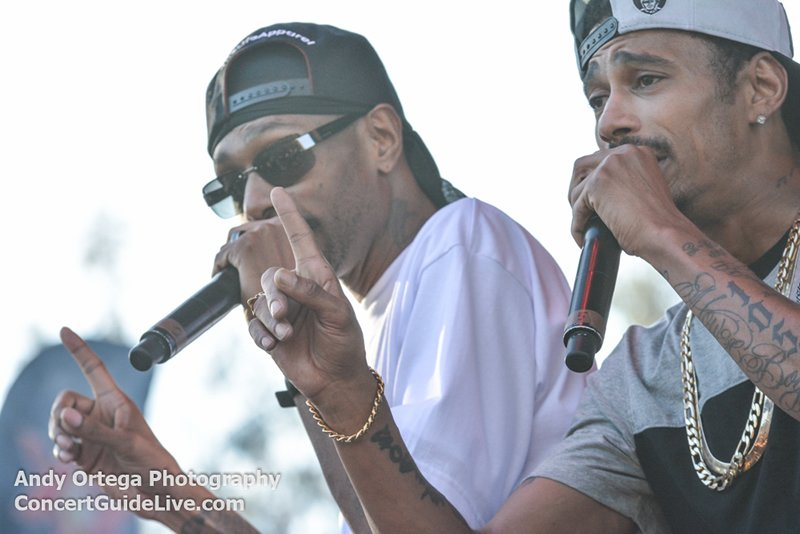 Bone Thugs N Harmony @ Burgerama 4 Day 2 Mar 29