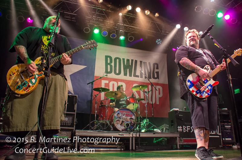 Bowling for Soup @ HOB Sep 20