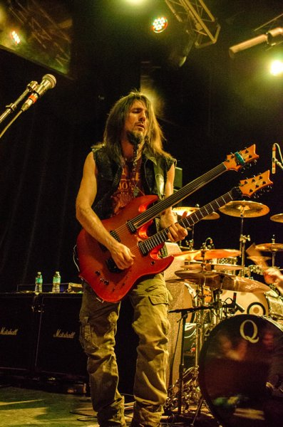 Bumblefoot @ The Observatory July 2
