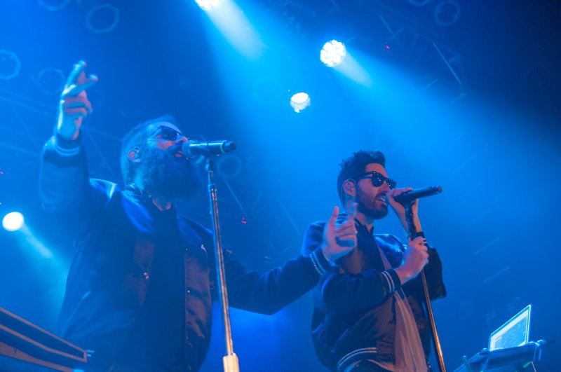Capital Cities @ HOB June 05