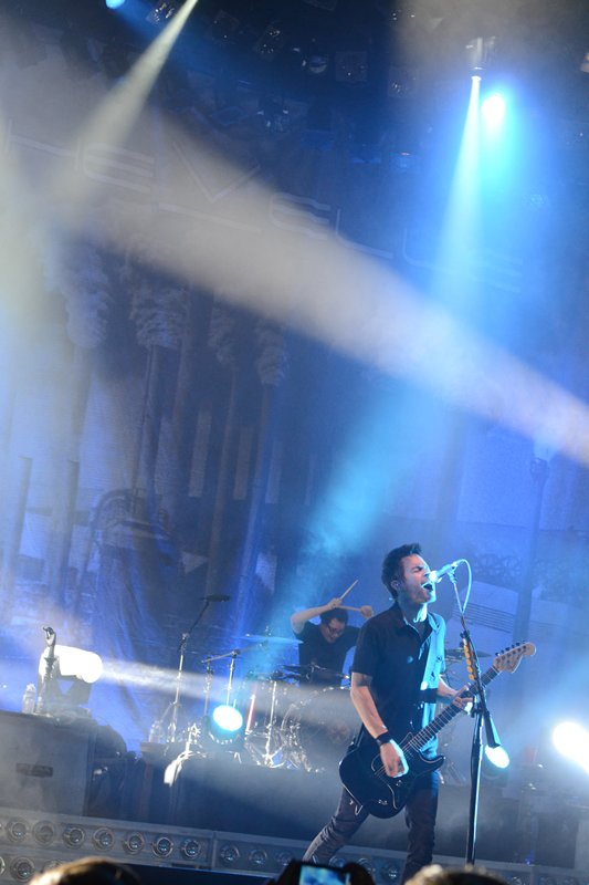Chevelle @ The Wiltern July 12