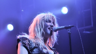 Courtney Love @ The Grove July 27