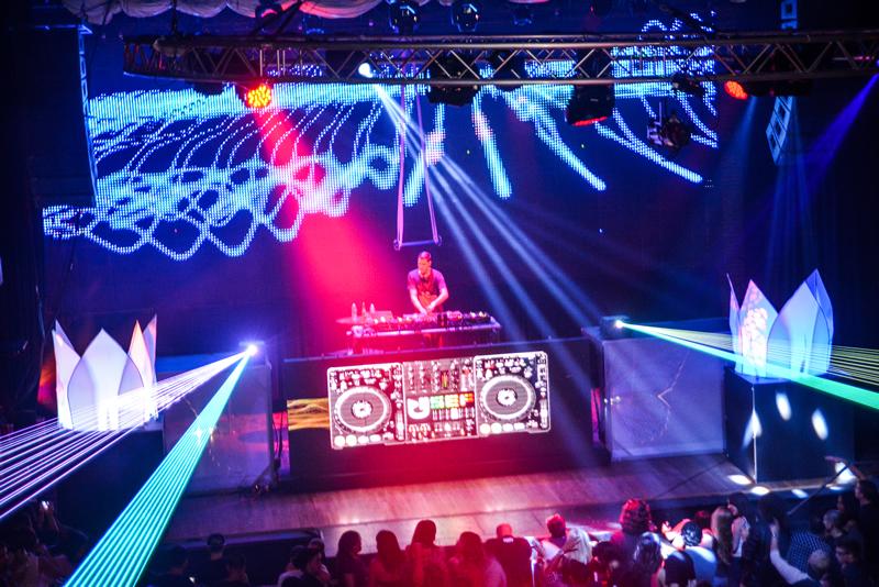 DJ Yosef @ The Yost Theater Sept. 28