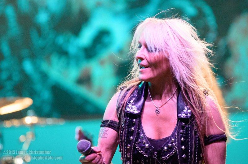 Doro @ The Grove of Anaheim Mar 14