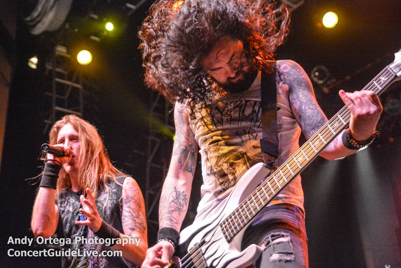 Dragonforce @ The Grove of Anaheim MAY 15