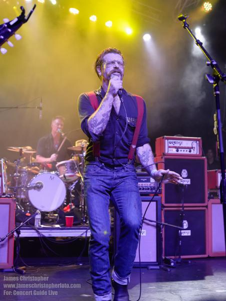 Eagles of Death Metal @ Beach Goth Oct 24