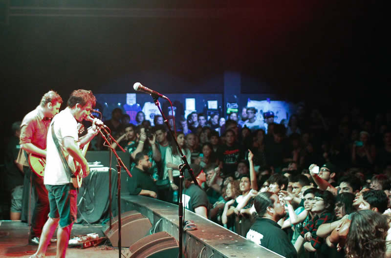 FIDLAR @ The Observatory Sept 19