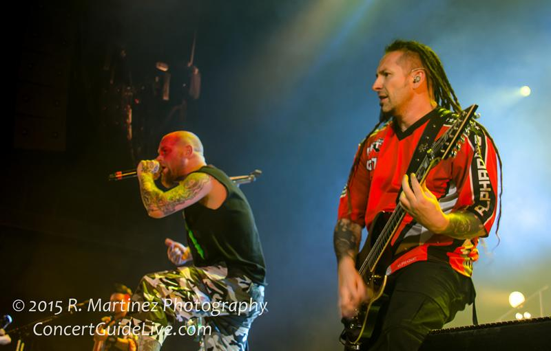 Five Finger Death Punch @ Citizens Bank Arena Sep 18