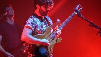 Foals @ The Wiltern Nov 29
