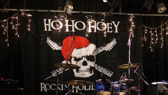 Gary Ho Ho Hoey @ The Coach House Dec 20