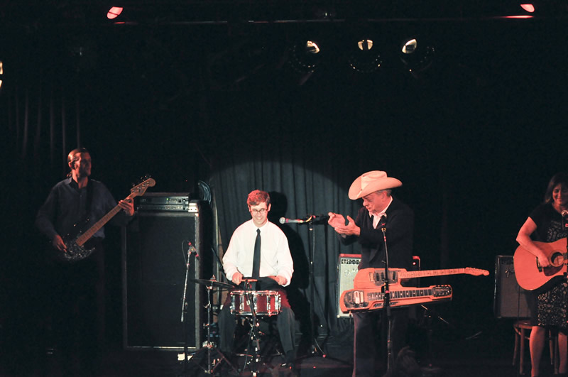 Junior Brown @ The Coach House June 14