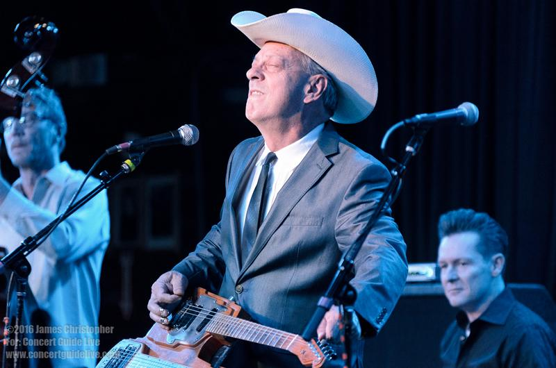 Junior Brown @ The Coach House Jun 4