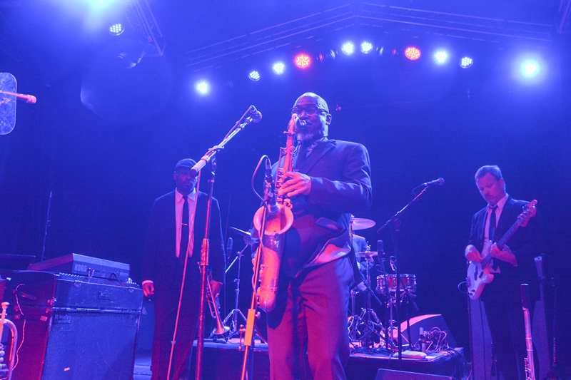 Karl Denson's Tiny Universe @ The Observatory March 12