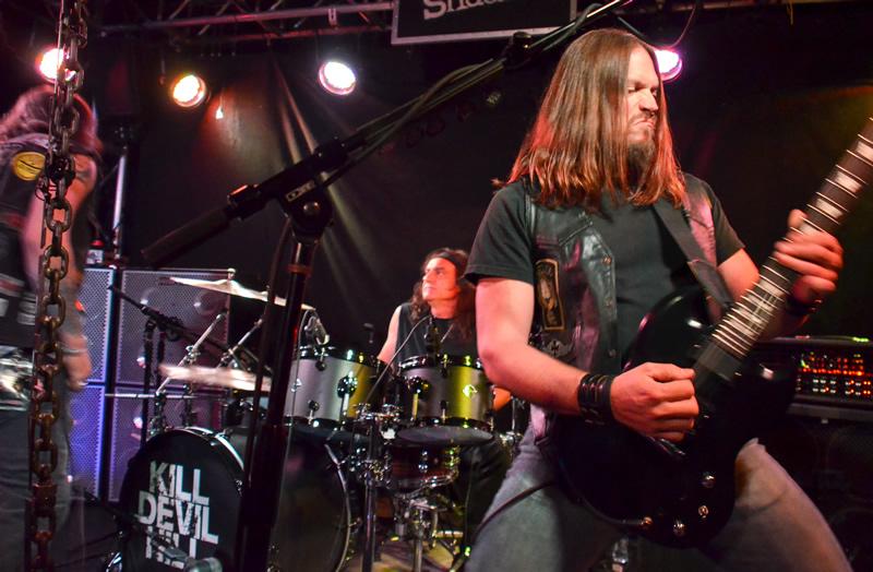 Kill Devil Hill @ Slide Bar Oct 27