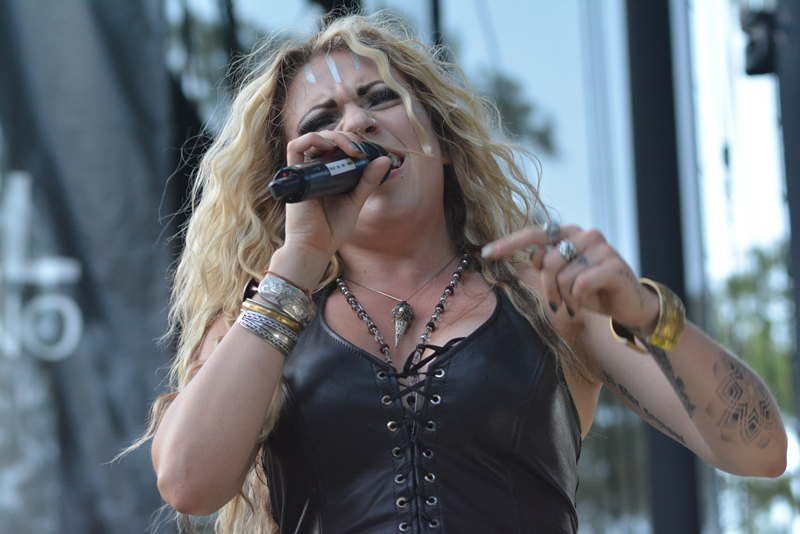 Kobra and The Lotus @ Verizon Amphitheater July 5