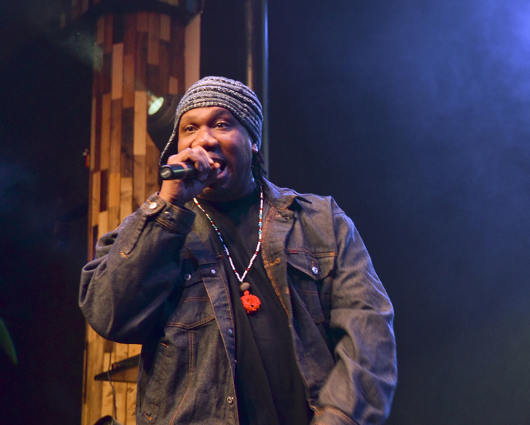 KRS-One @ The Observatory Dec 3