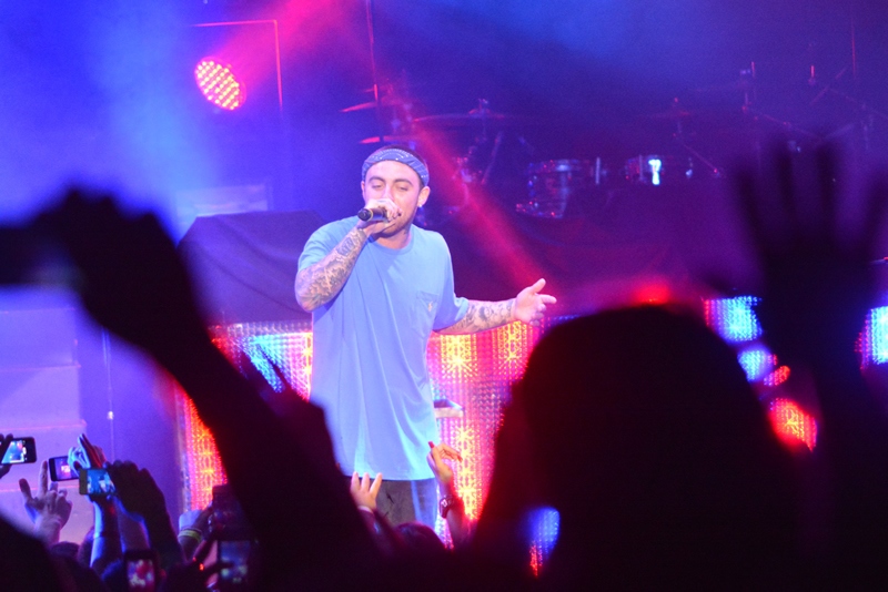Mac Miller @ The Observatory August 06