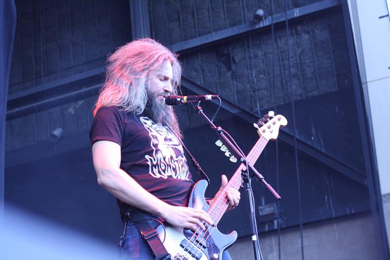 Mastodon @ Mayhem Festival June 29