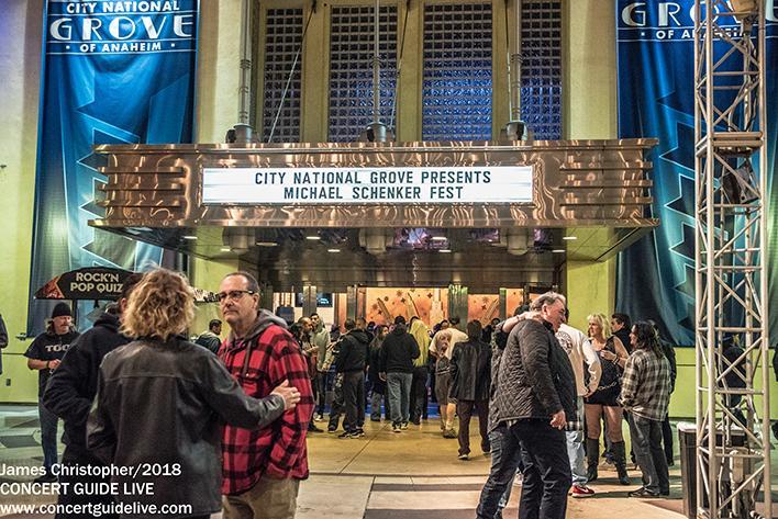 Michael Schenker Fest @ Grove Mar 25