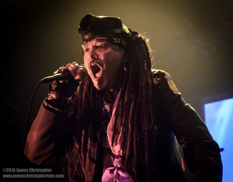 Ministry @ The Grove of Anaheim May 11