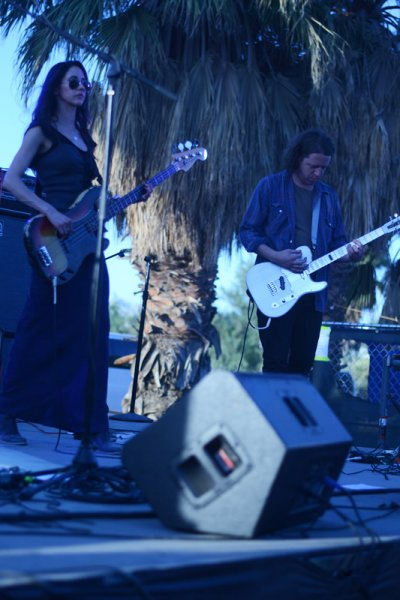 Psychic Ills @ Desert Daze 2015 May 2