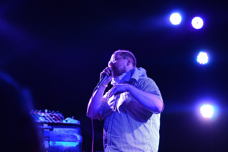 Dan Deacon @ Desert Daze 2015 May 2