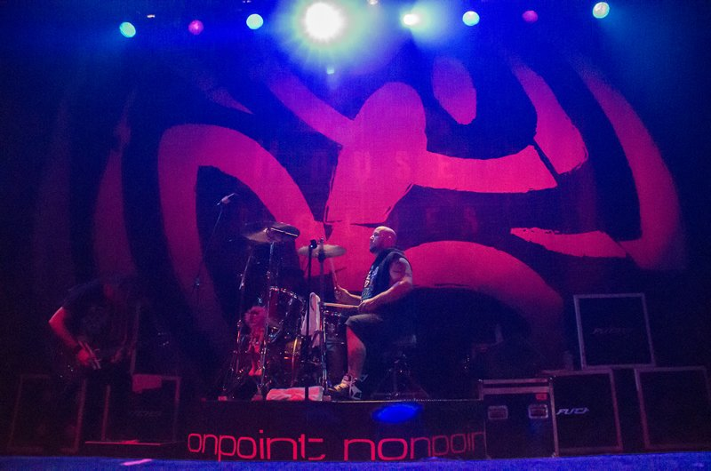 Nonpoint @ House of Blues Sunset Apr 9