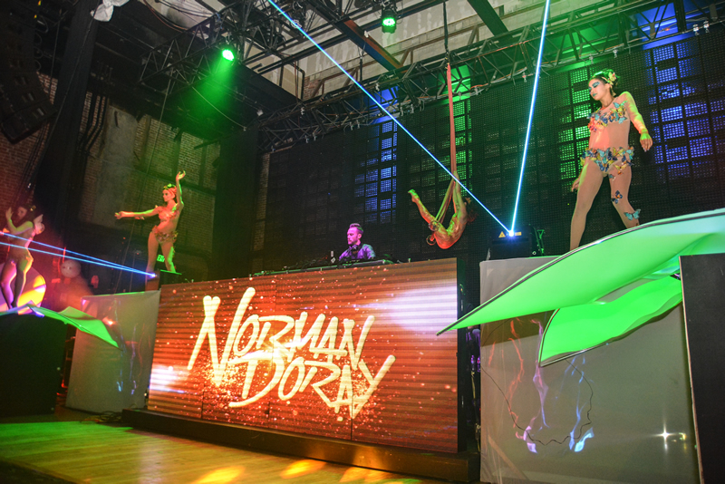 Norman Doray @ The Yost Theater Sept. 28